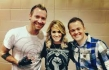 THOUSAND FOOT KRUTCH Is Joined By CARRIE UNDERWOOD At Winter Jam In Tulsa, OK