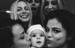 Selena Gomez Poses with Brooke Fraser's Baby Dylan