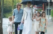 Keith Urban, Nicole Kidman & Family Spent Easter in Church