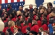 Brooklyn Tabernacle Choir Sings 'Battle Hymn of the Republic' at President's Inauguration