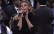 Faith Hill Delivers A Moving Rendition of 'What a Friend We Have in Jesus' at Aretha Franklin's Funeral