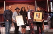 Donald Lawrence & Le'Andria Johnson Receive Plaques for their #1 Hit