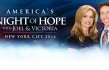 America's Night of Hope in New York City will Feature 'SON OF GOD' Producer Roma Downey with Joel and Victoria Osteen