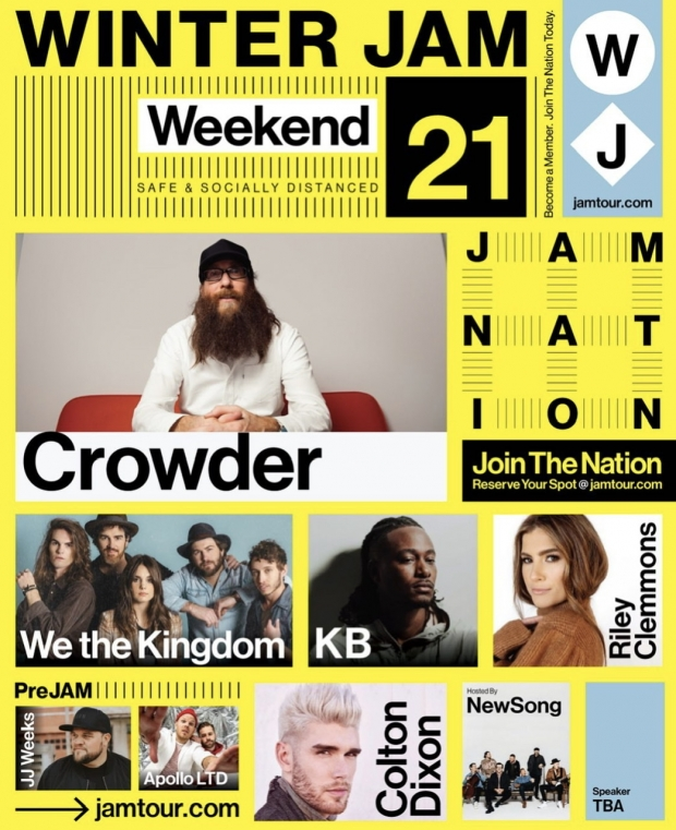 Winter Jam Weekend 2021