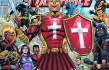 Bill Raupp Brings Superheroes and Bible Prophecy Together in New Comic Book