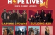 "Casting Crowns, Skillet, for King & Country, We The Kingdom & Others to Perform at the ""Hope Lives On"" Virtual Festival"