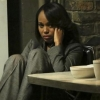 """Kerry Washington as Olivia Pope in a still from the season three finale of """"Scandal"""""""