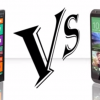 Nokia Lumia 820 vs HTC Desire 820